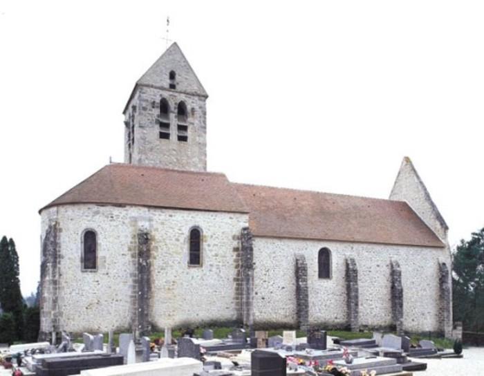 Journées du patrimoine 2019 - Visite libre de l'église Saint Martin de Nanteau-sur-Essonne