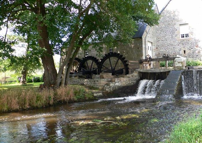 Journées du patrimoine 2019 - Visite libre du moulin à eau à trois roues de Cuves