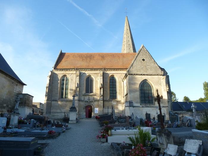 Journées du patrimoine 2020 - Visite guidée de l'église de Bitry