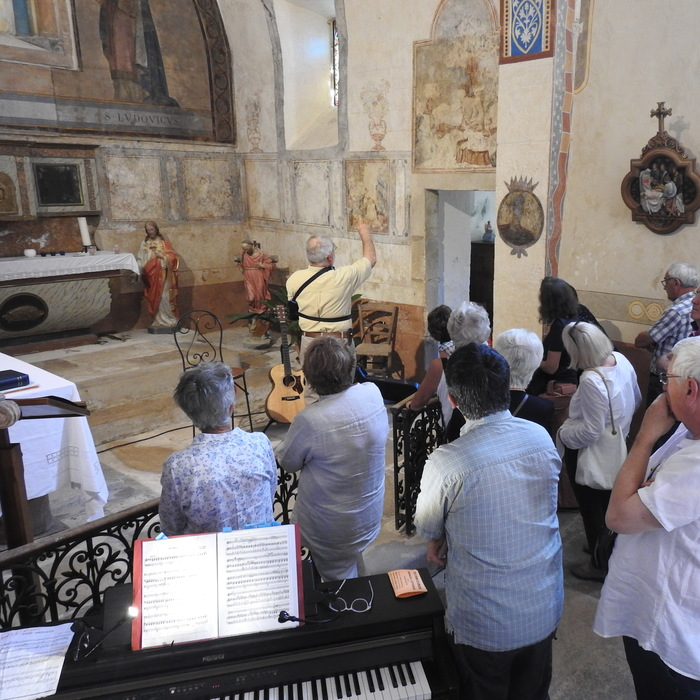 Journées du patrimoine 2019 - Concert piano et voix