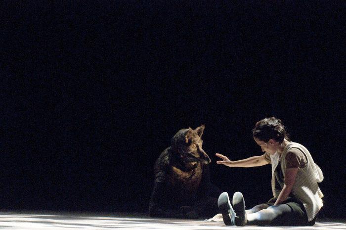 Première création en direction de la jeunesse de Joel Pommerat, le spectacle a fait le tour du monde.