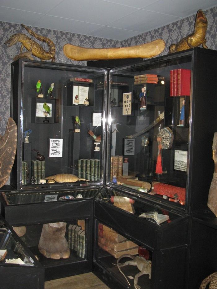 Journées du patrimoine 2019 - Visite guidée du musée bibliothèque et du fonds ancien