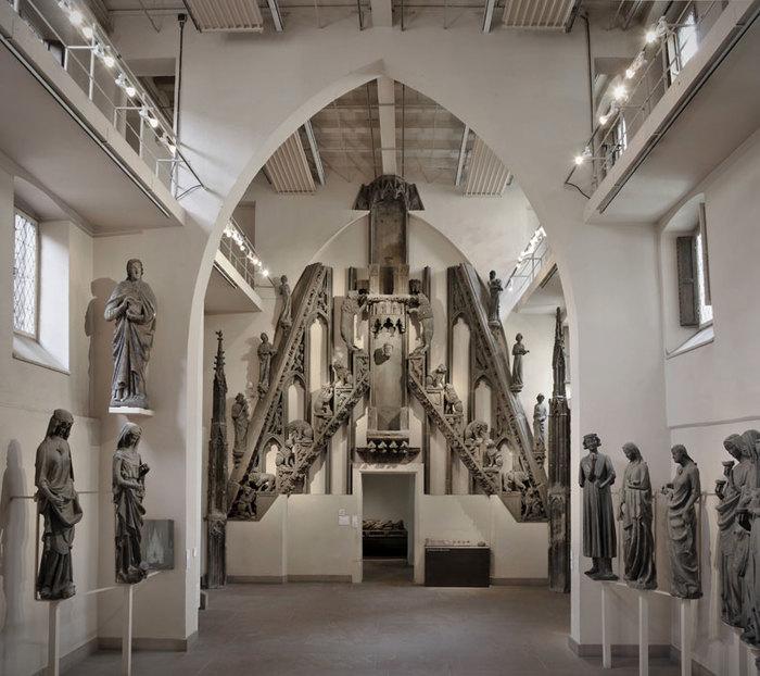 Journées du patrimoine 2020 - Miroirs - «Pour dénouer les orages» : intervention musicale et dansée interprétée dans les salles du Musée de l'œuvre Notre-Dame