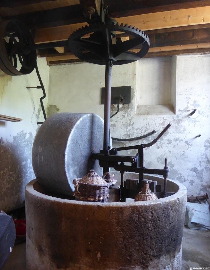 Journées du patrimoine 2019 - Visite du moulin des Ayes et de son jardin