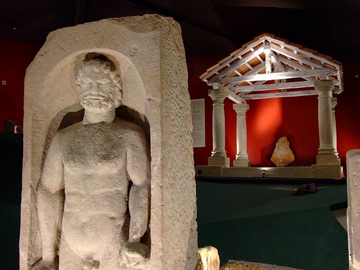 Journées du patrimoine 2019 - Visites guidées du musée Les Sources d'Hercule