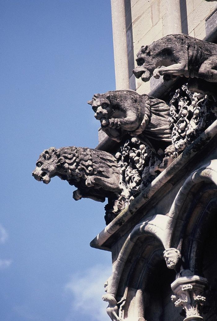 Journées du patrimoine 2019 - Chasse aux lions dans Dijon