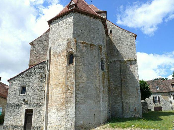 Journées du patrimoine 2020 - Visite libre du bourg de Séniergues et de son église