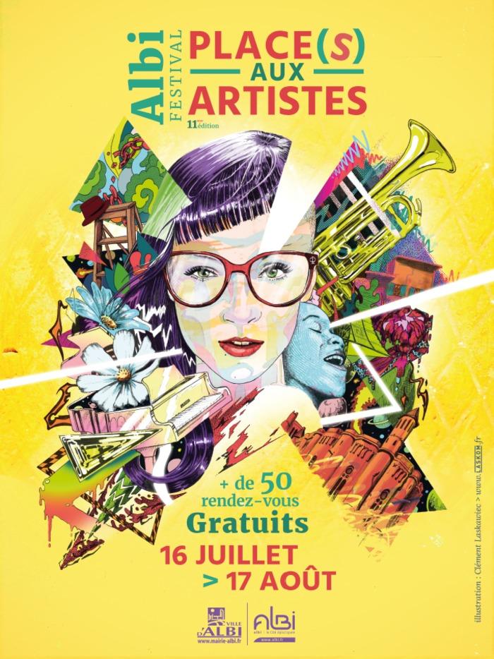 Places aux Artistes !