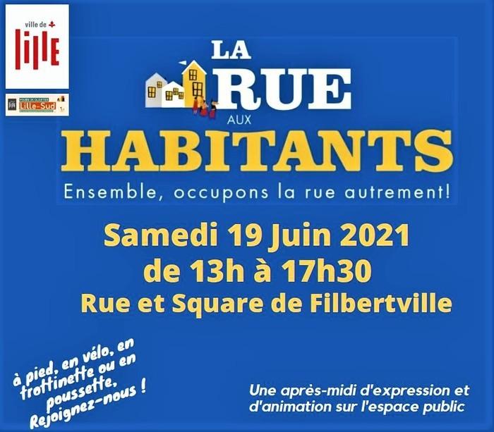 """""""La Rue aux Habitants"""""""