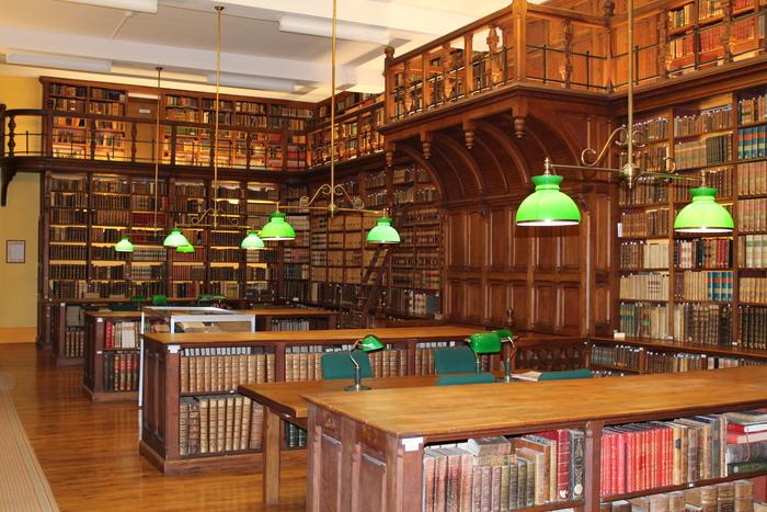 Journées du patrimoine 2020 - Visite guidée de la bibliothèque diocésaine Gustave Bardy