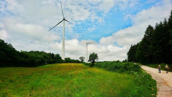 Journées du patrimoine 2020 - Découvrez le parc éolien !
