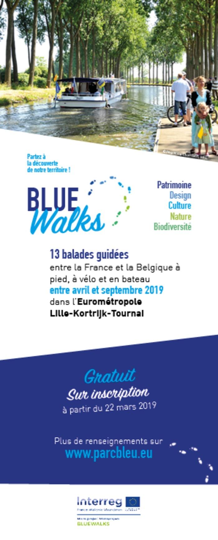 BLUEWALKS - Balade Espierres & balade des Astuces