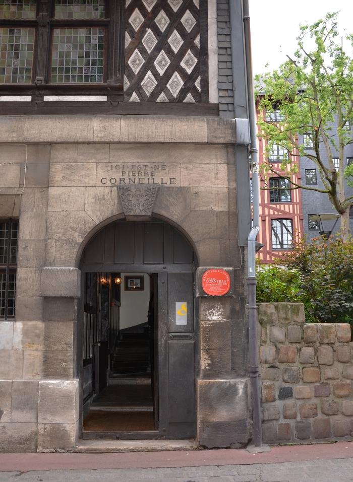 Journées du patrimoine 2019 - Visite libre de la Maison natale Pierre Corneille