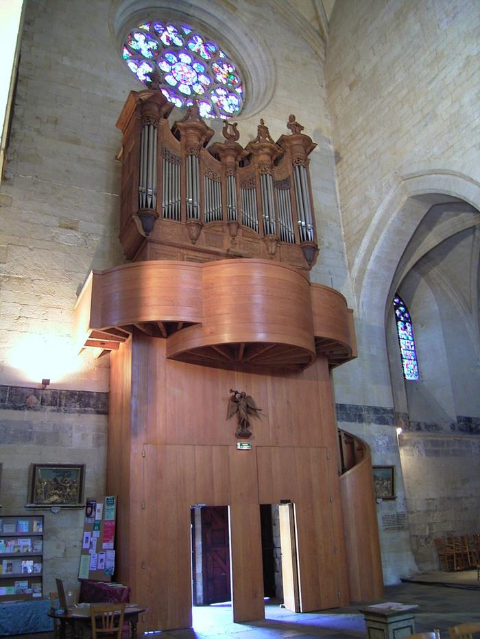 Journées du patrimoine 2019 - Visite guidée des orgues
