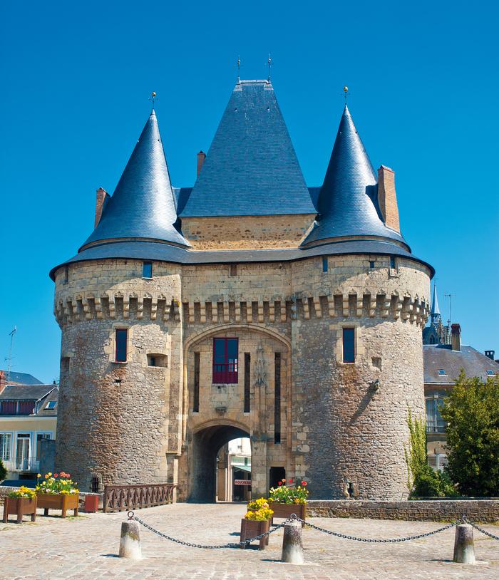 Journées du patrimoine 2019 - Visite guidée de la Porte Saint Julien à La Ferté-Bernard