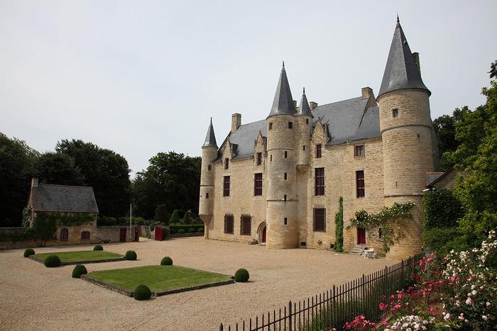 Journées du patrimoine 2020 - JEP : Le château de Hac
