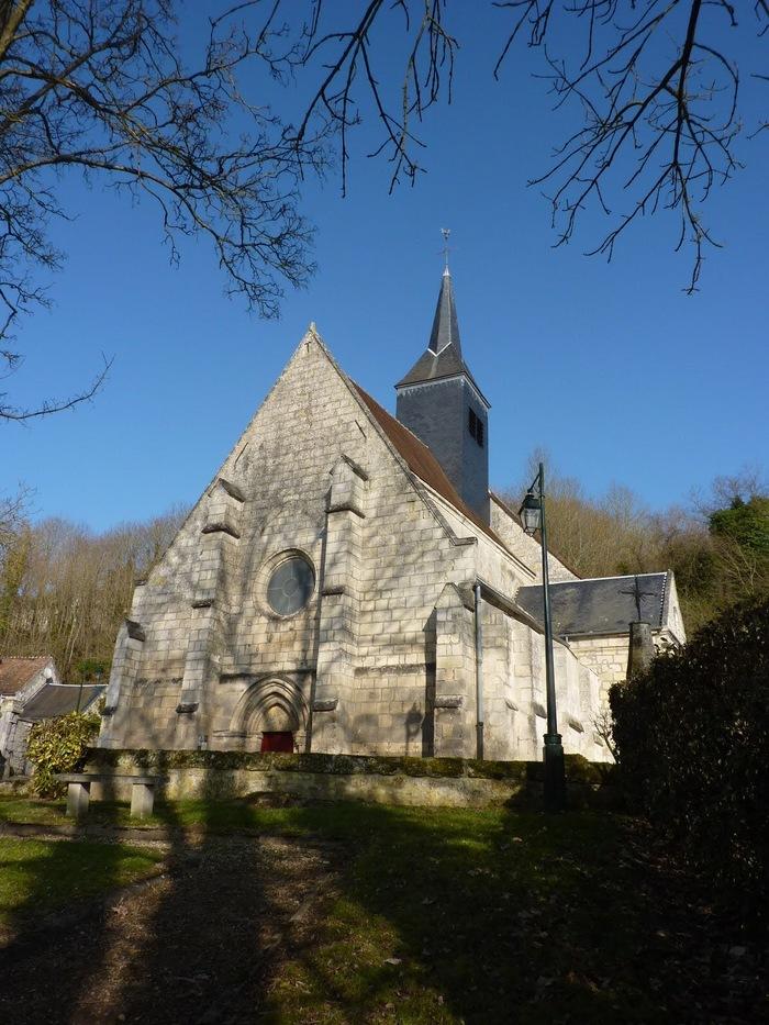 Journées du patrimoine 2020 - Visite gratuite de l'Eglise de Montgobert