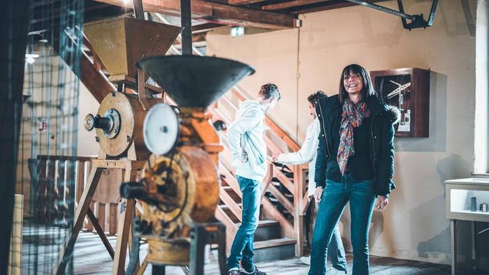 Journées du patrimoine 2020 - Assistez à la remise en route de la machinerie du moulin
