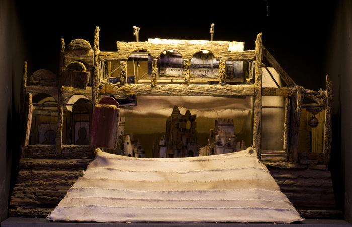 Journées du patrimoine 2019 - Exposition de maquettes de décors de théâtre du scénographe Jean-Baptiste Manessier