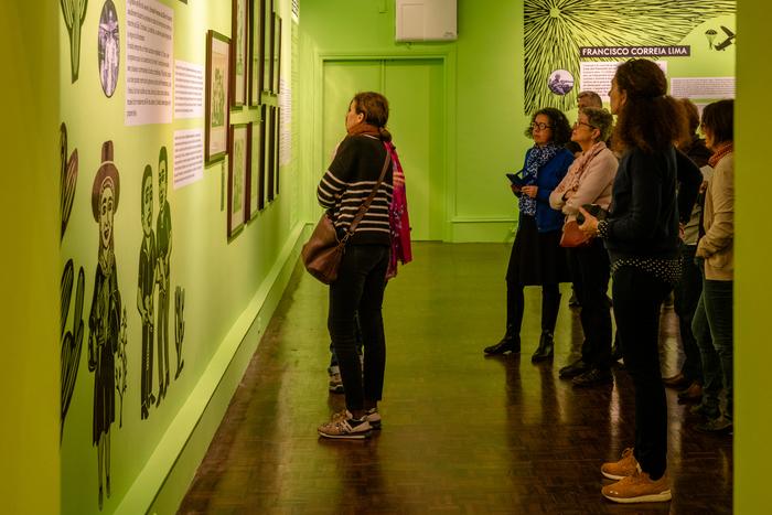 Nuit des musées 2019 -Visites-express de l'exposition Bois Brésil
