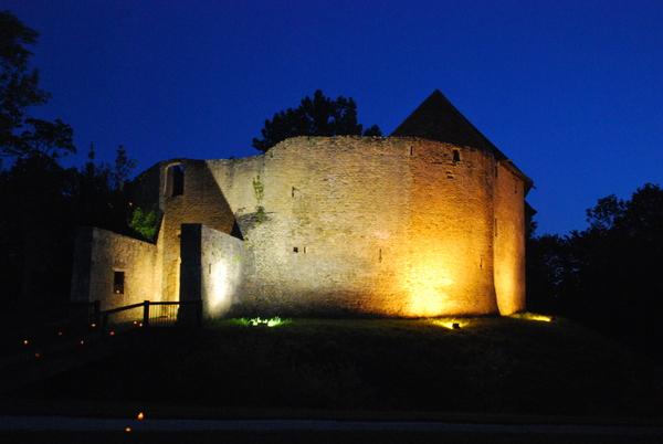 Nuit des musées 2019 -Visite insolite du château de Crèvecoeur