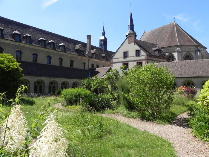 Journées du patrimoine 2019 - Visite guidée de l'abbaye Saint-Nicolas