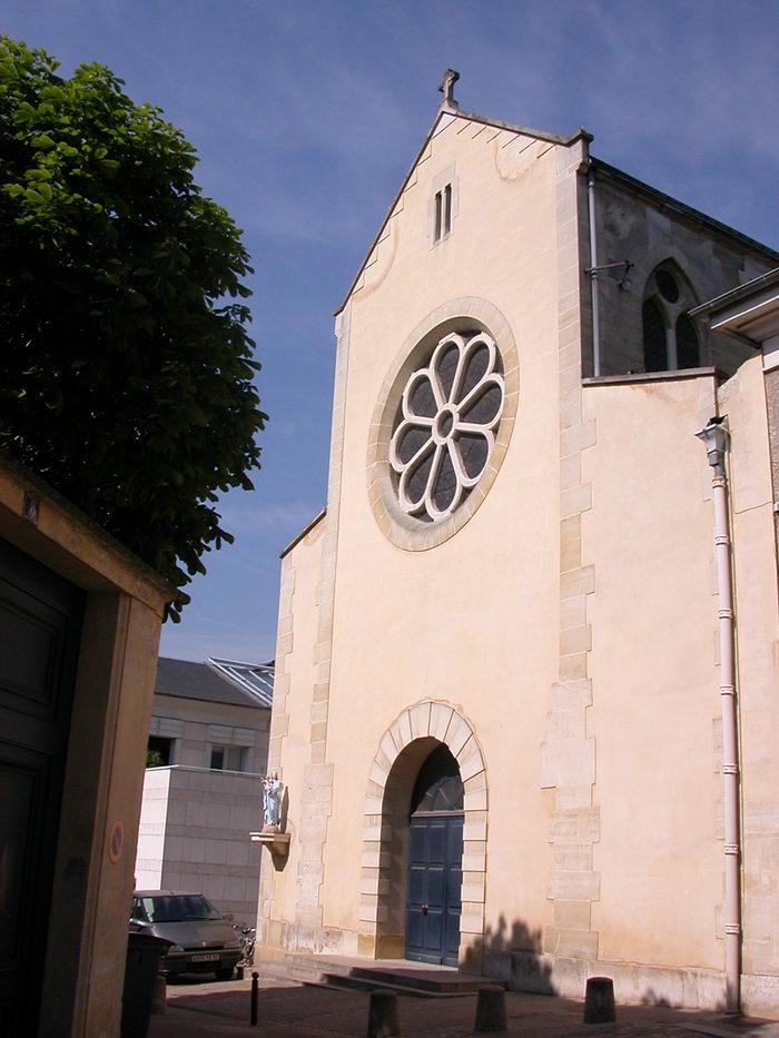 Journées du patrimoine 2020 - Visite de l'église Notre-Dame des Armées
