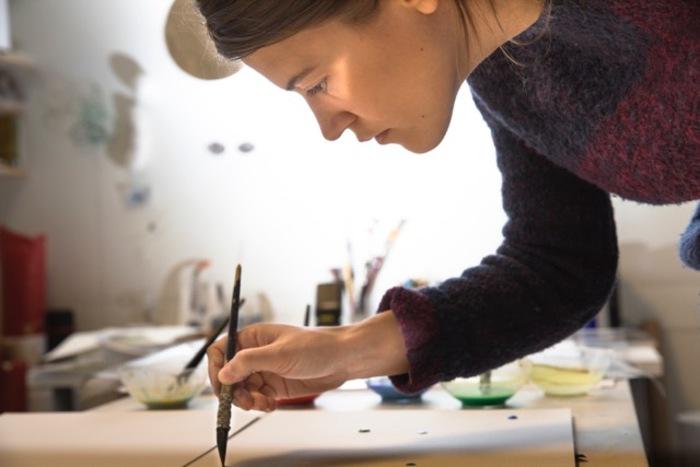 Journées du patrimoine 2020 - Atelier artistique d'Azul Andrea