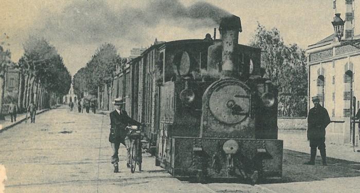 Journées du patrimoine 2020 - Exposition sur l'histoire du tramway Alençon-Fresnay 1914-1932