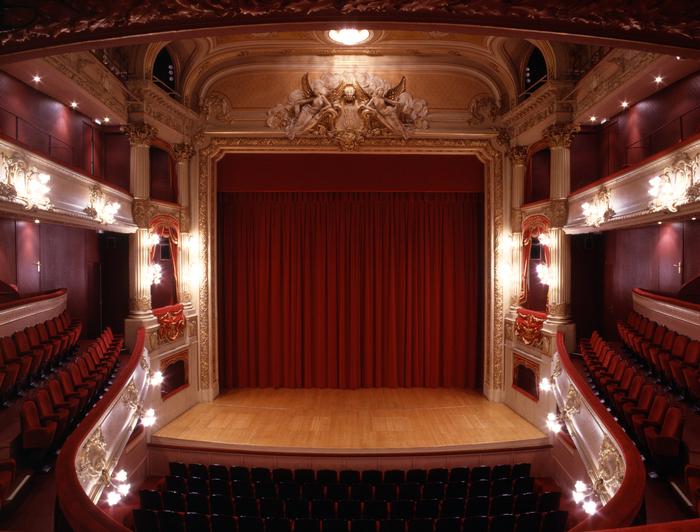 Journées du patrimoine 2020 - Visite guidée de L'Opéra de Rennes