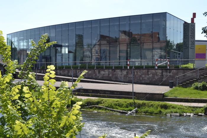 Journées du patrimoine 2020 - Visite guidée du FRAC Alsace et de sa collection