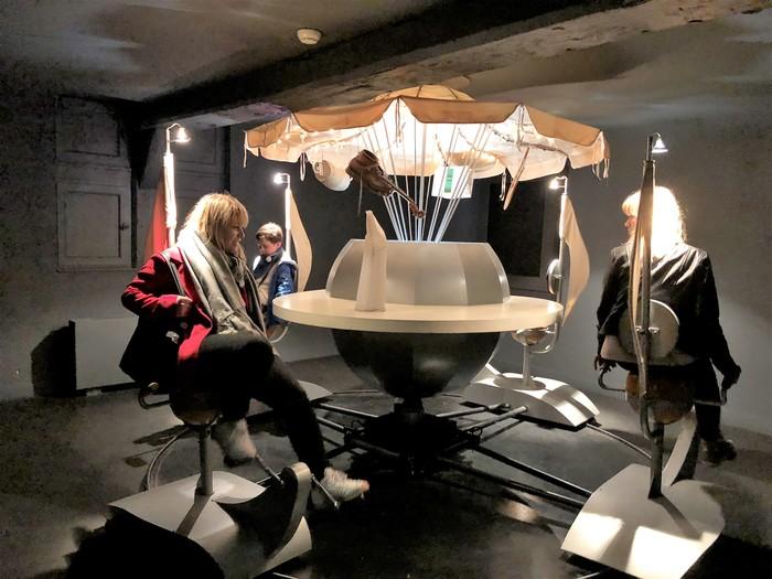 Journées du patrimoine 2019 - Visite libre aux maisons Satie