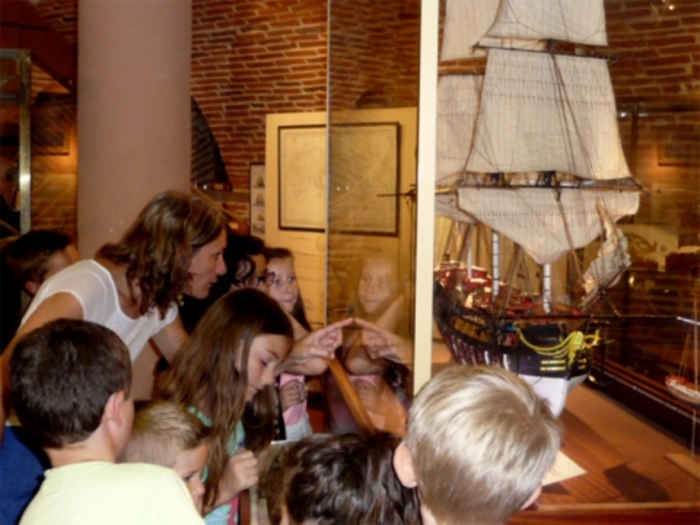 Visite libre du musée dans le cadre de la journée du Patrimoine