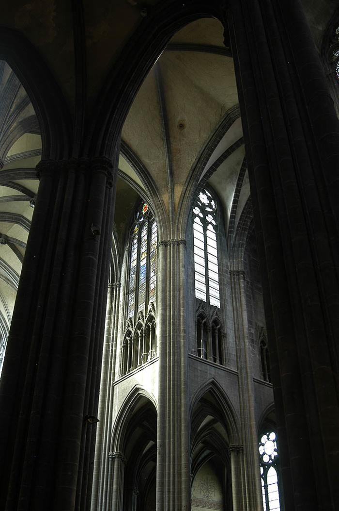Journées du patrimoine 2020 - Visites de la cathédrale de Clermont-Amis de la Cathédrale