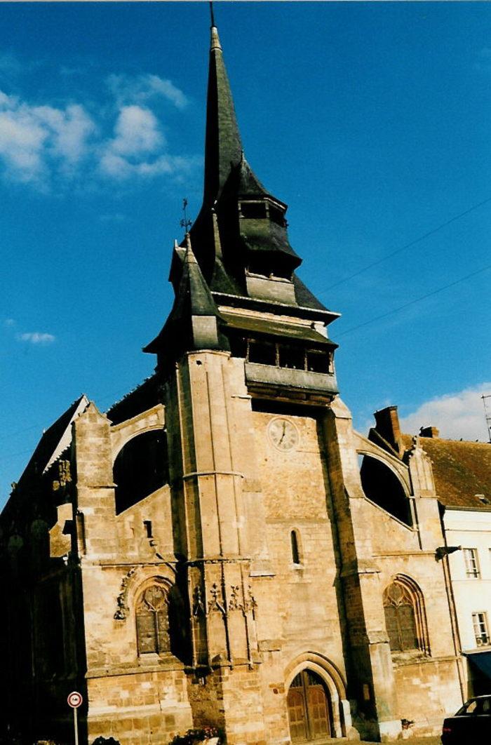 Journées du patrimoine 2020 - Visite guidée de l'église Saint-Martin
