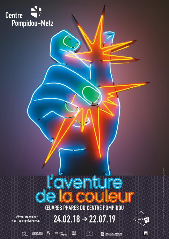 Nuit des musées 2019 -L'Aventure de la couleur