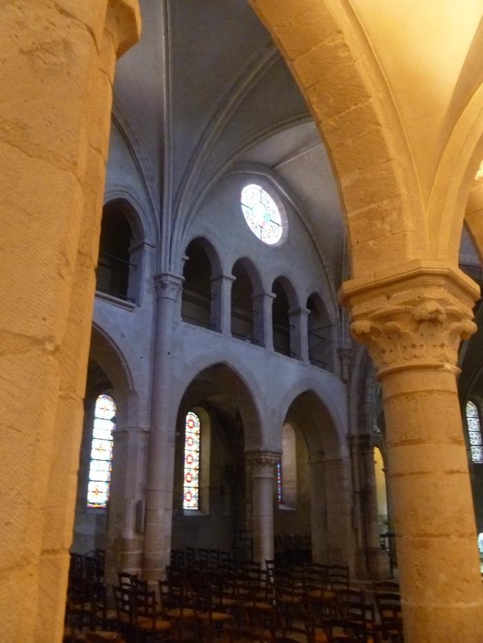 Journées du patrimoine 2019 - Visite guidée de l'église Saint-Saturnin