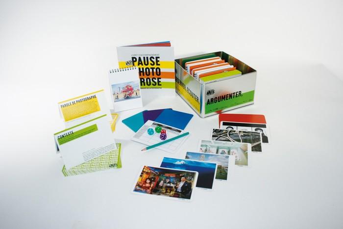 Journées du patrimoine 2020 - Jeu Pause / Photo /Prose : comprendre les images en s'amusant