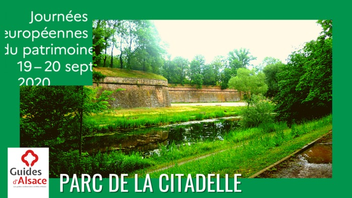 Journées du patrimoine 2020 - Visite « éclair » de la Citadelle de Strasbourg