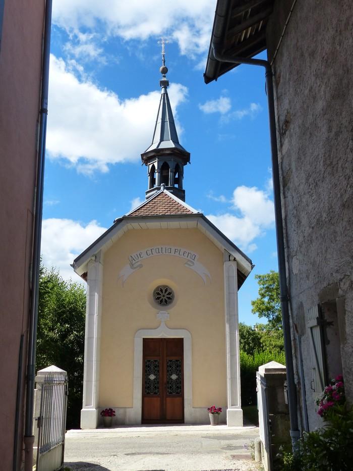 Journées du patrimoine 2020 - Visite commentée de la Chapelle Notre Dame de Frontenex