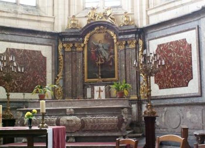 Journées du patrimoine 2019 - Visite libre et commentée de l'église Saint-Pierre