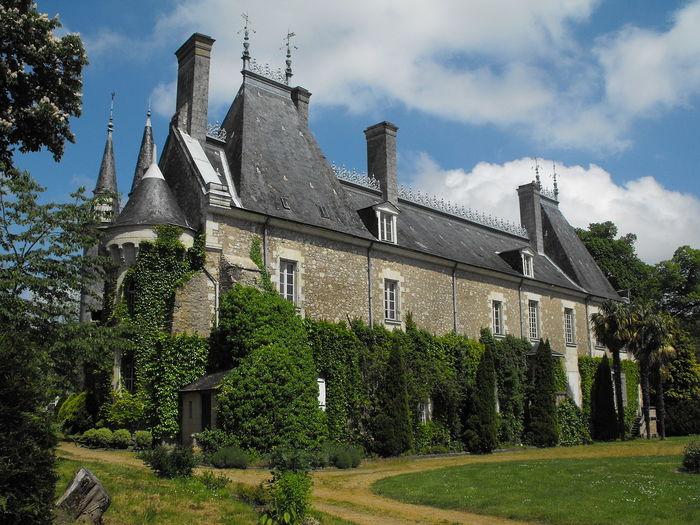 Journées du patrimoine 2019 - Château de Milly