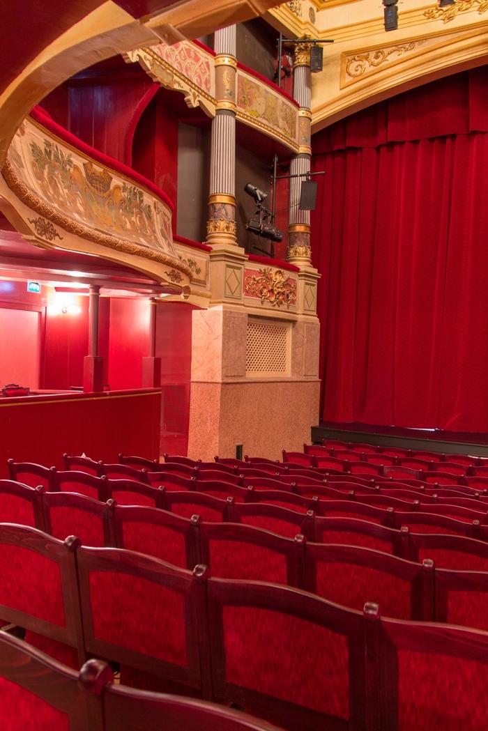 Journées du patrimoine 2019 - À la découverte d'un théâtre à l'italienne!