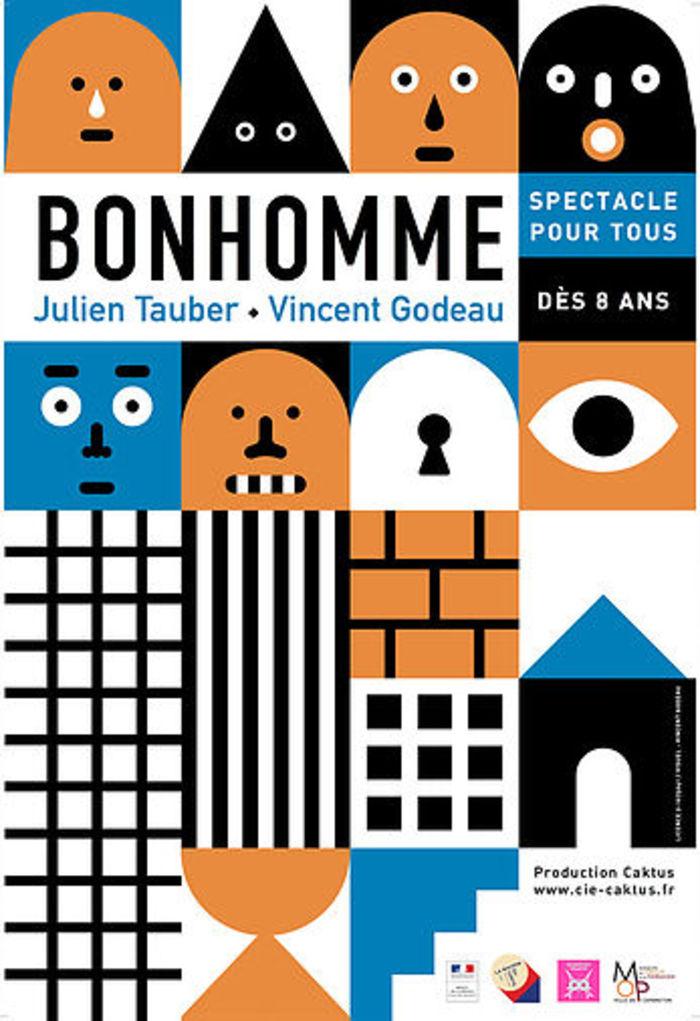 Nuit des musées 2019 -Spectacle «Petit Bonhomme» de Julien Tauber et Vincent Godeau