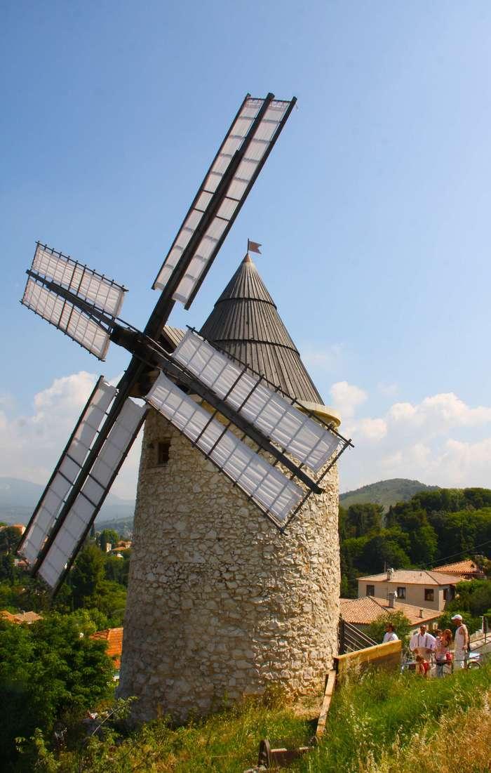 Journées du patrimoine 2020 - Annulé   Visite d'un Moulin à vent de Provence.