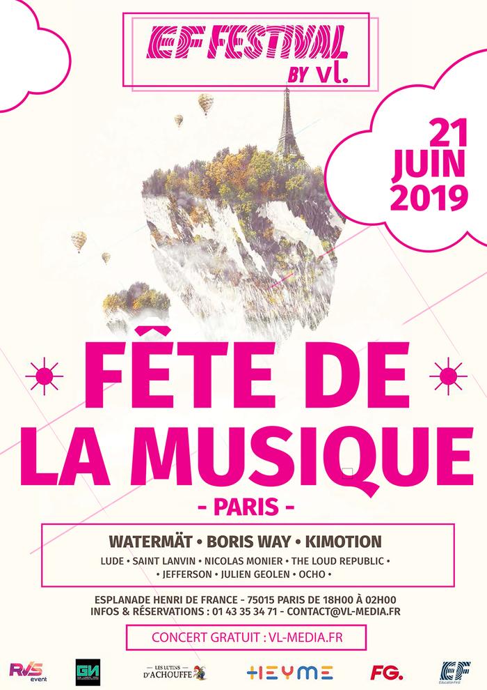 Fête de la musique 2019 - EF Festival 2019