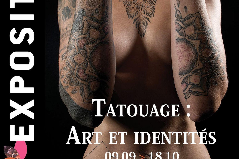 Exposition Tatouage: art et identités