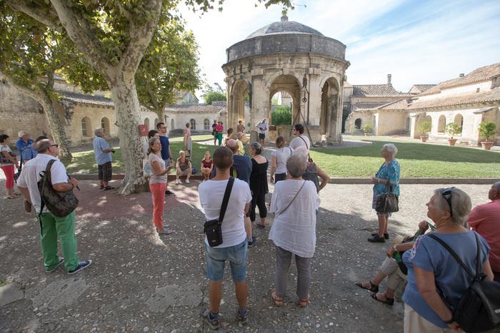 Journées du patrimoine 2019 - Visite guidée du monument