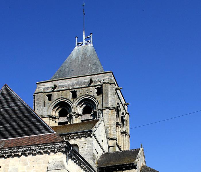 Journées du patrimoine 2020 - Visite libre de l'église de Bruyères-et-Montbérault