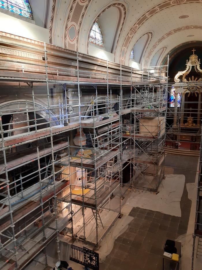 ANNULÉ - Au chevet de l'église Saint-Louis